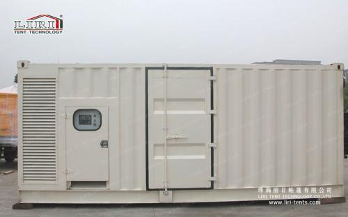 Электрогенератор для шатра