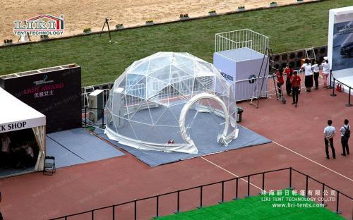 Геодезические купола Фуллера (серия GD)