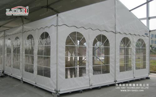 Окна из ПВХ-ткани