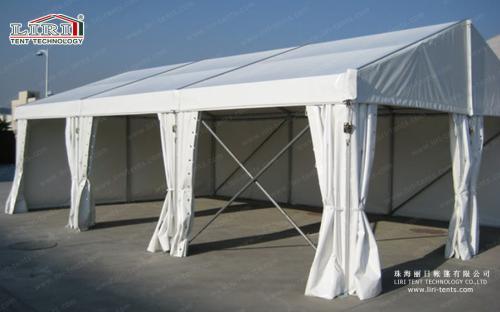Облегченные шатры для выставки (серия APT)