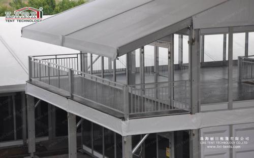 Двухэтажный шатер (серия DDS)