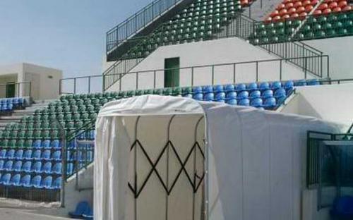 Тоннель для стадиона
