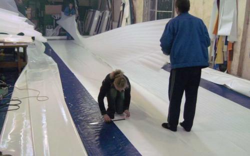 Пошив и ремонт зонтов и тентов