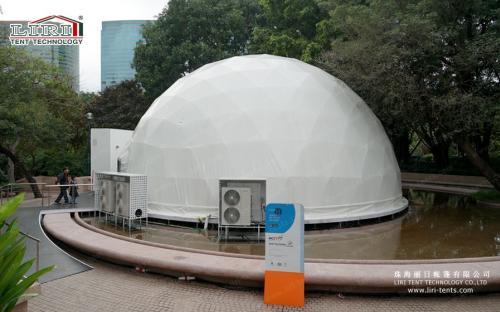Полусферические шатры Фуллера (серия HST)