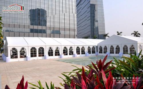 Облегченные шатры для мероприятий (серия NHT)