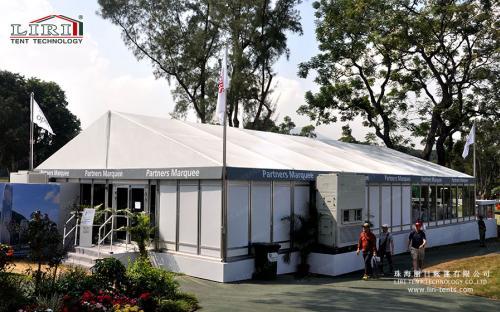 Облегченные шатры для праздников (серия NPT)