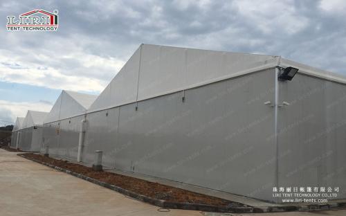 Тенты для склада (серия WS)