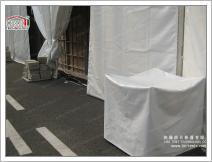 Чехлы для подносов шатра