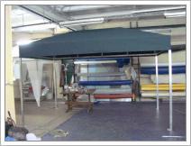 Легкие навесы. Быстросборная палатка. Палатка для частного дома