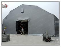 Конструкции с полигональными крышами